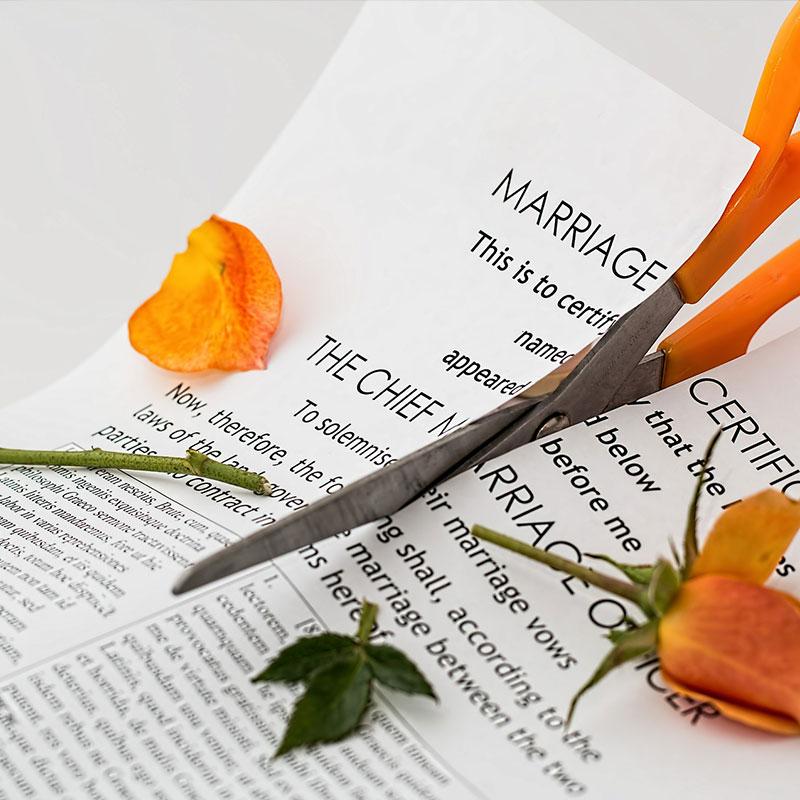 Scheidungen & Familienrecht